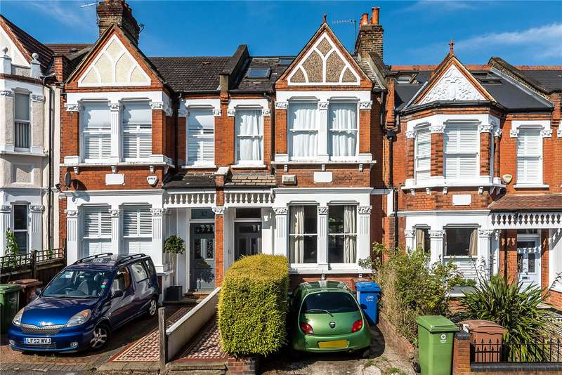 5 Bedrooms Terraced House for sale in Beauval Road, London, SE22