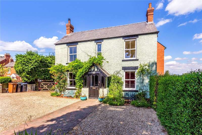 4 Bedrooms Detached House for sale in The Hyde, Purton, Swindon, Wiltshire, SN5