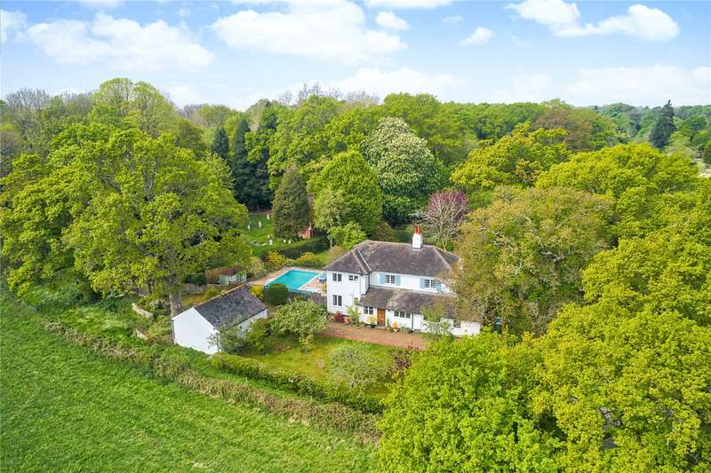4 Bedrooms Detached House for sale in Fryland Lane, Wineham, Henfield, West Sussex, BN5