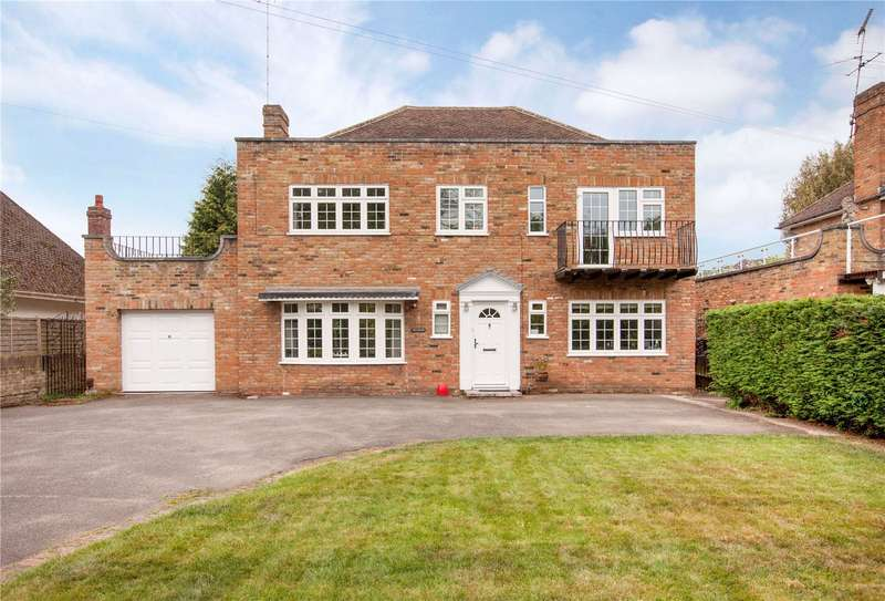 4 Bedrooms Detached House for sale in Lower Cookham Road, Maidenhead, Berkshire, SL6