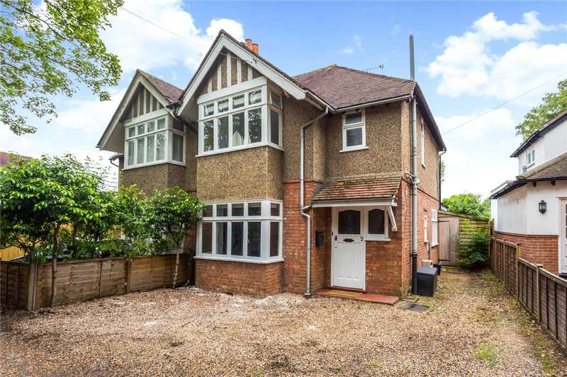 3 Bedrooms Semi Detached House for sale in Elton Drive, Maidenhead, Berkshire, SL6