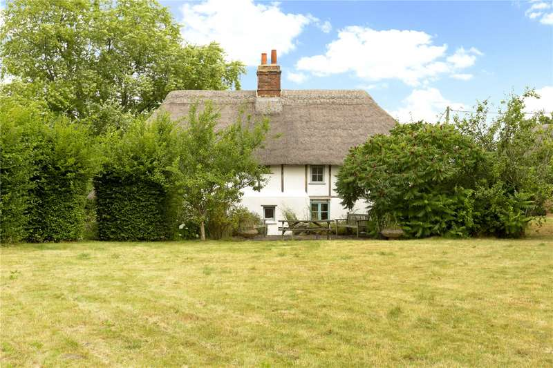 3 Bedrooms Detached House for sale in Wilsford, Pewsey, Wiltshire, SN9