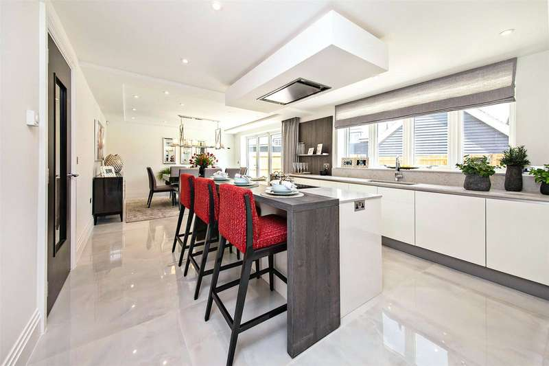 5 Bedrooms Detached House for sale in The Bridles, Aldenham, Watford, Hertfordshire, WD25