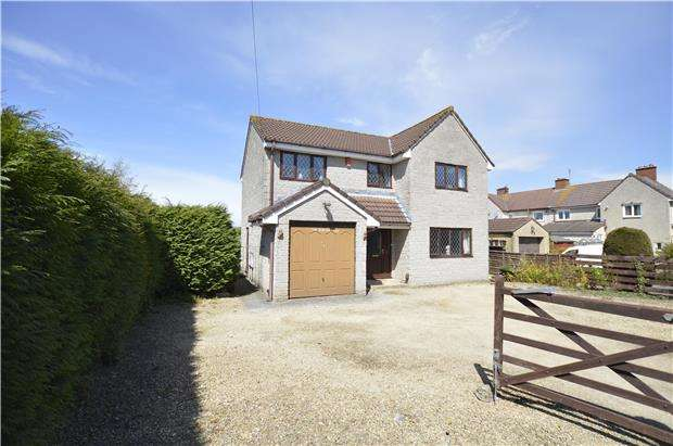 4 Bedrooms Detached House for sale in Park Lane, Frampton Cotterell, BRISTOL, BS36 2HA