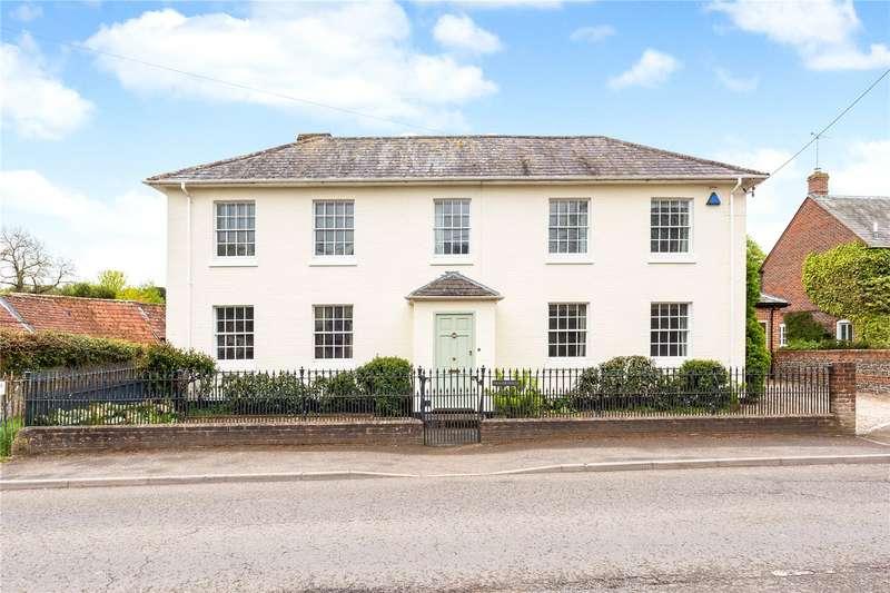 5 Bedrooms Detached House for sale in High Street, Tilshead, Salisbury, Wiltshire, SP3