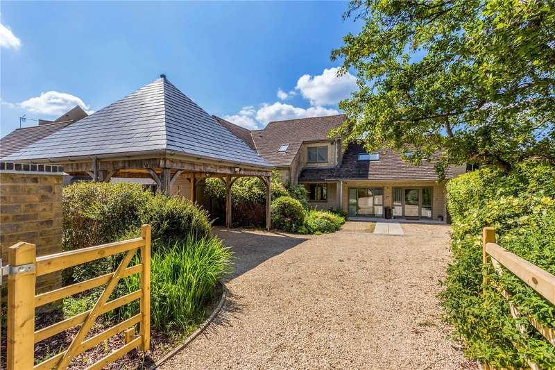 5 Bedrooms Detached House for sale in Calfway Lane, Bisley, Stroud, Gloucestershire, GL6