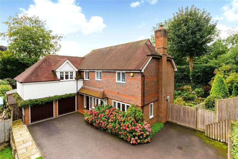 5 Bedrooms Detached House for sale in Langton Green, Tunbridge Wells, Kent, TN3