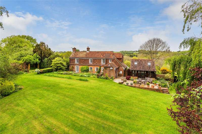 4 Bedrooms Detached House for sale in Bassetts Lane, Mayfield, East Sussex, TN20
