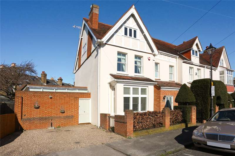 4 Bedrooms Semi Detached House for sale in Grove House, 2 Grove Road, Windsor, Berkshire, SL4