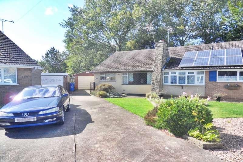 2 Bedrooms Bungalow for sale in Allestree Close, Alvaston