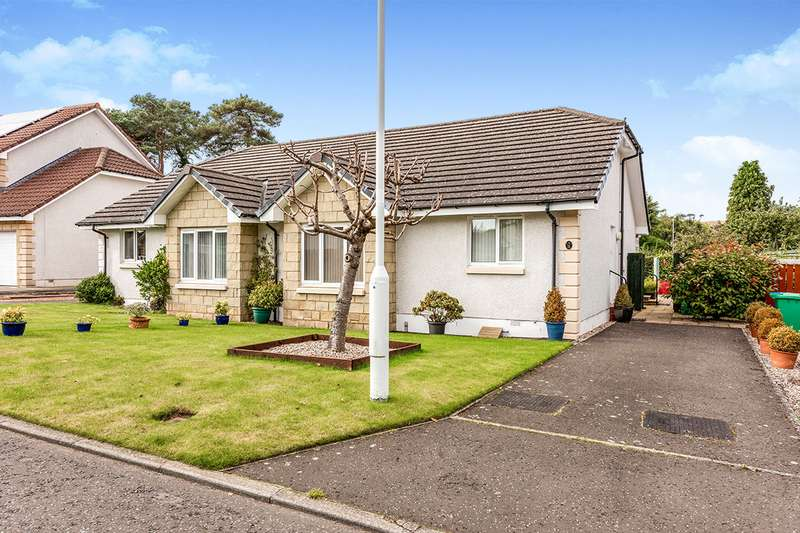 2 Bedrooms Semi Detached Bungalow for sale in Sandyhill Road, Tayport, Fife, DD6