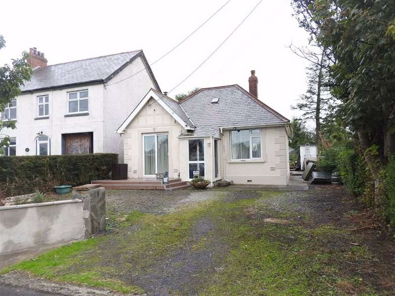 2 Bedrooms Detached Bungalow for sale in TREMAIN, Ceredigion