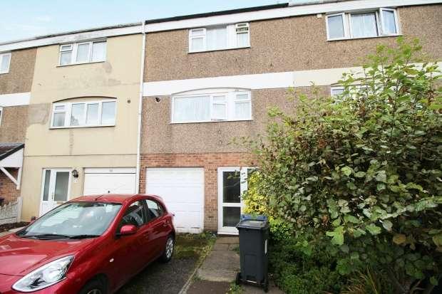 4 Bedrooms Terraced House for sale in Plough Avenue, Birmingham, West Midlands, B32 3TQ