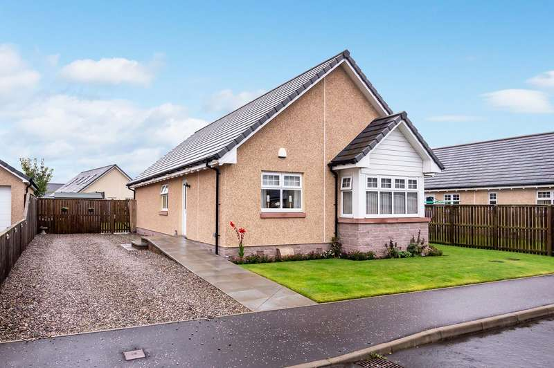 3 Bedrooms Detached Bungalow for sale in Osprey Crescent, Gowanbank, Forfar, DD8