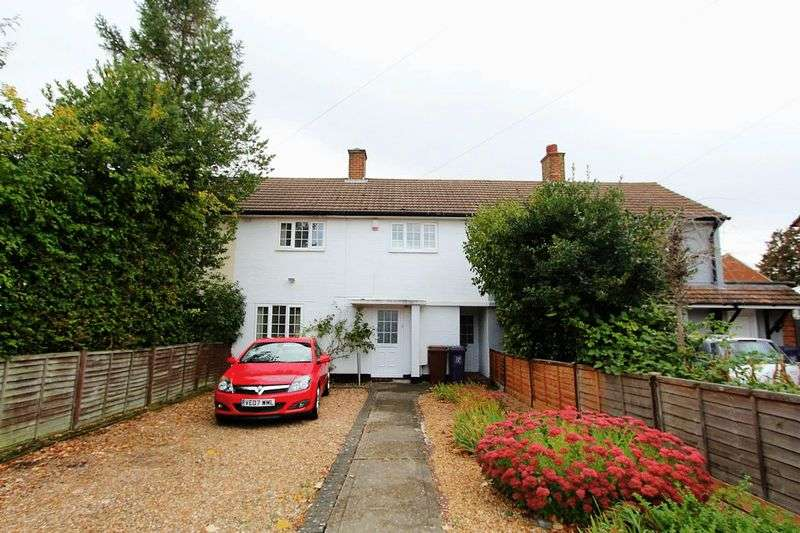 3 Bedrooms Property for sale in Eastern Way, Letchworth Garden City