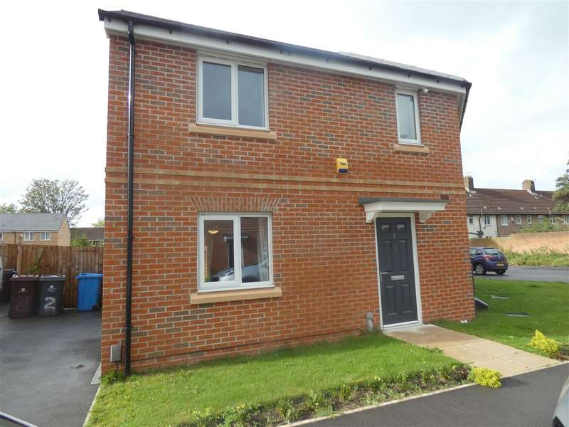 3 Bedrooms Semi Detached House for sale in Wimbourne Place, Huyton, Liverpool