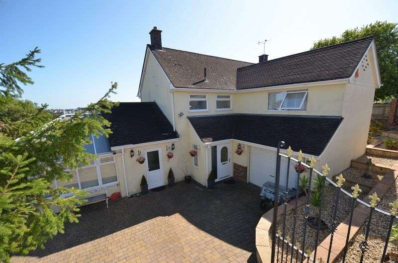 4 Bedrooms Property for sale in Higher Lincombe Road, Torquay