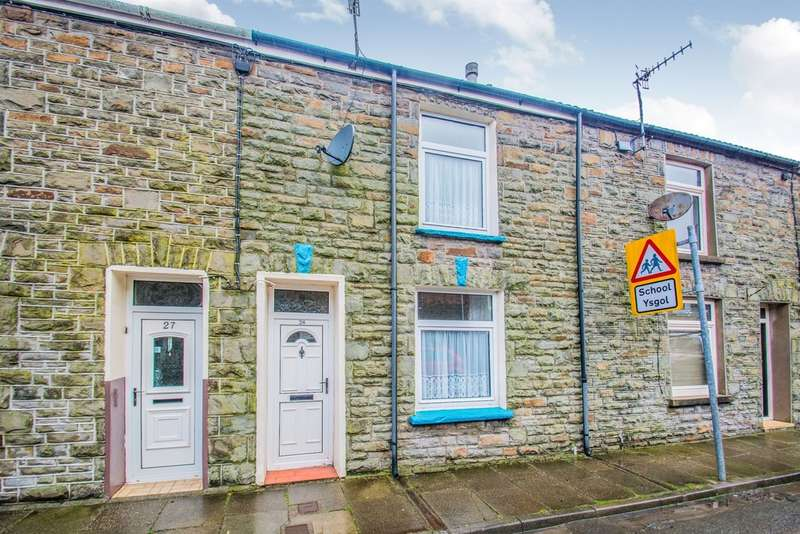 3 Bedrooms Terraced House for sale in Union Street, Ferndale