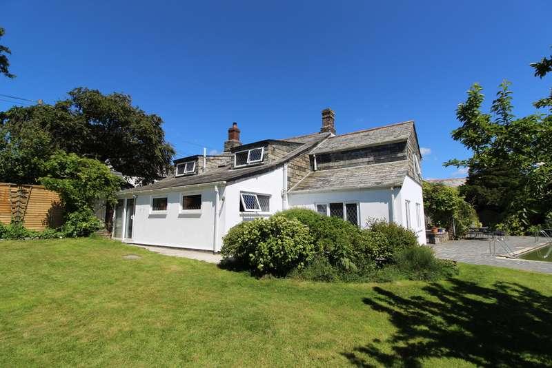 3 Bedrooms Property for sale in Barn House Trebullett Launceston PL15 9QE