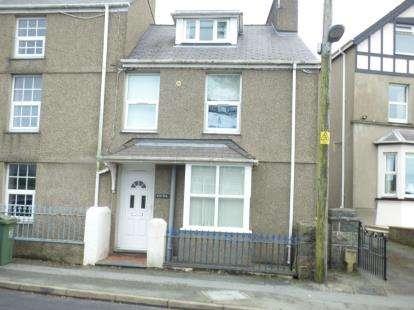 3 Bedrooms End Of Terrace House for sale in Ffordd Dewi Sant, Nefyn, Pwllheli, Gwynedd, LL53