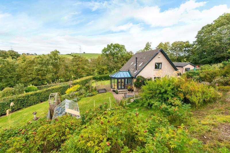 4 Bedrooms Detached House for sale in Beechbank, Birkenside Farm, Earlston, Scottish Borders, TD4