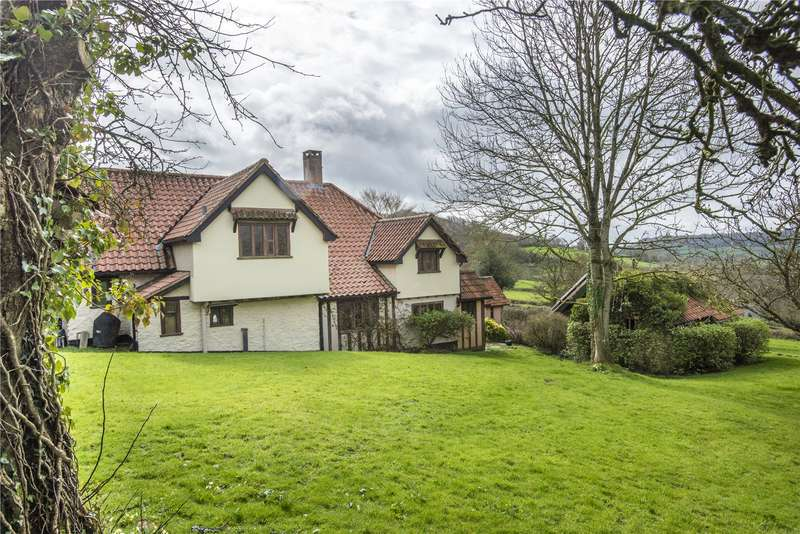 5 Bedrooms Detached House for sale in Beacon, Honiton, Devon, EX14