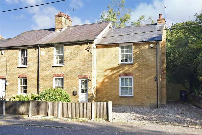 4 Bedrooms Semi Detached House for sale in Woodside Cottages, , Upper Harbledown, Canterbury, Kent