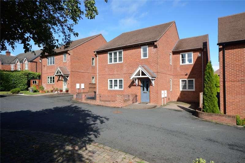 4 Bedrooms Detached House for sale in 2C Harley Way, Bridgnorth, WV16