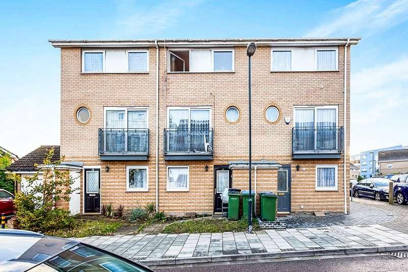 4 Bedrooms House for sale in Merbury Road, West Thamesmead, SE28