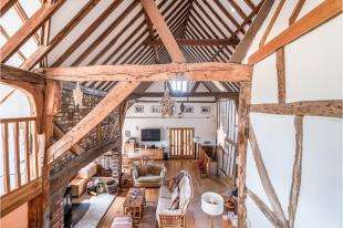 5 Bedrooms Barn Conversion Character Property for sale in Nep Town Road, Henfield, West Sussex