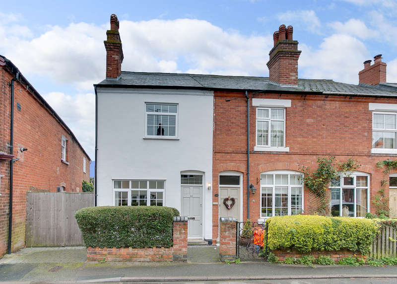 3 Bedrooms Town House for sale in Foregate Street, Astwood Bank, Redditch, B96 6BW