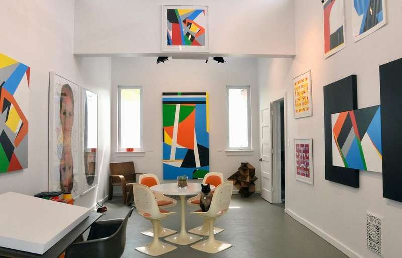 Studio Flat for rent in Open Plan Artist Studio Space, North Looe Estate, Reigate Road, Ewell, Surrey, KT17 3DH