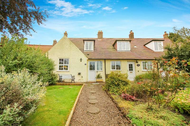 2 Bedrooms Terraced House for sale in Main Street, Lowick