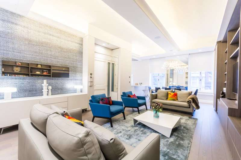 2 Bedrooms Penthouse Flat for sale in Whitehall, St James's, SW1A