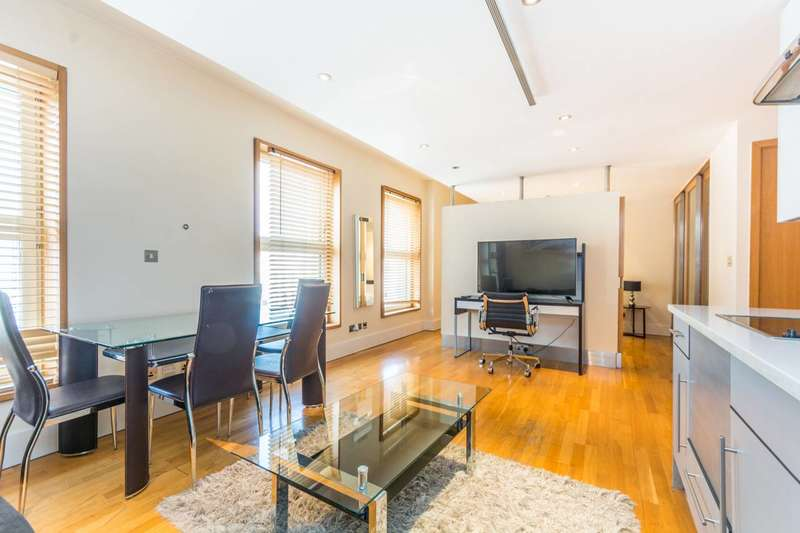 1 Bedroom Flat for sale in Haymarket, Covent Garden, SW1Y