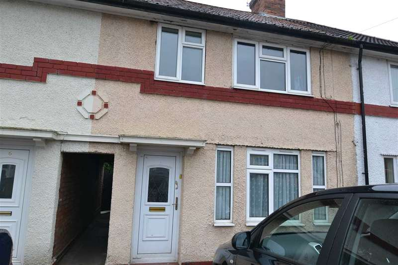 3 Bedrooms Terraced House for rent in Mitcham Grove, Kingstanding, Birmingham