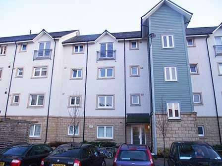2 Bedrooms Flat for rent in Chandlers Court, Riverside, Stirling