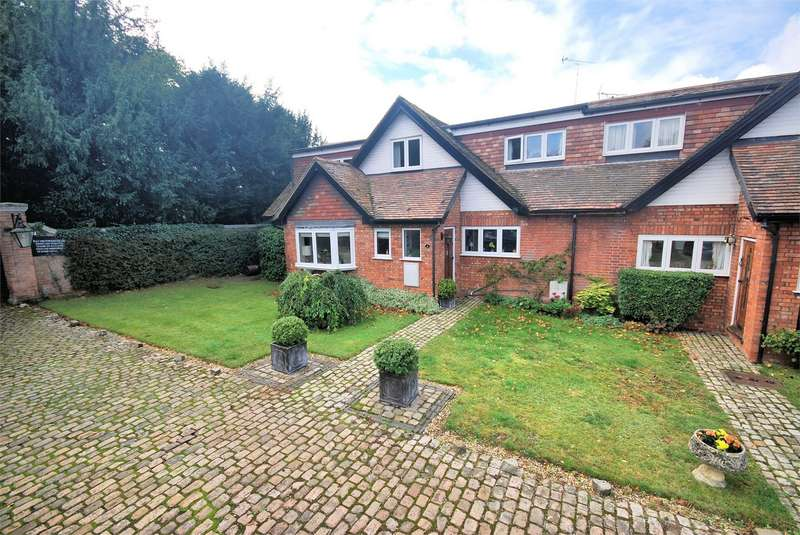 4 Bedrooms Mews House for sale in Bridle Manor, Halton, Buckinghamshire