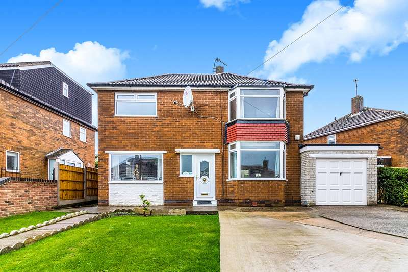 3 Bedrooms Detached House for sale in Bank Top Road, Rotherham, South Yorkshire, S65