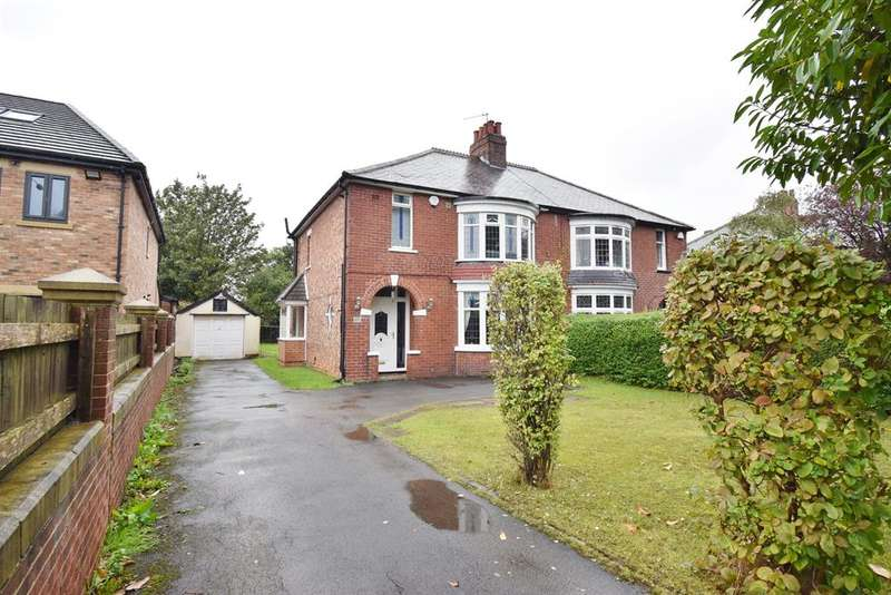 3 Bedrooms Semi Detached House for sale in Marton Road, Middlesbrough, TS4 3SE