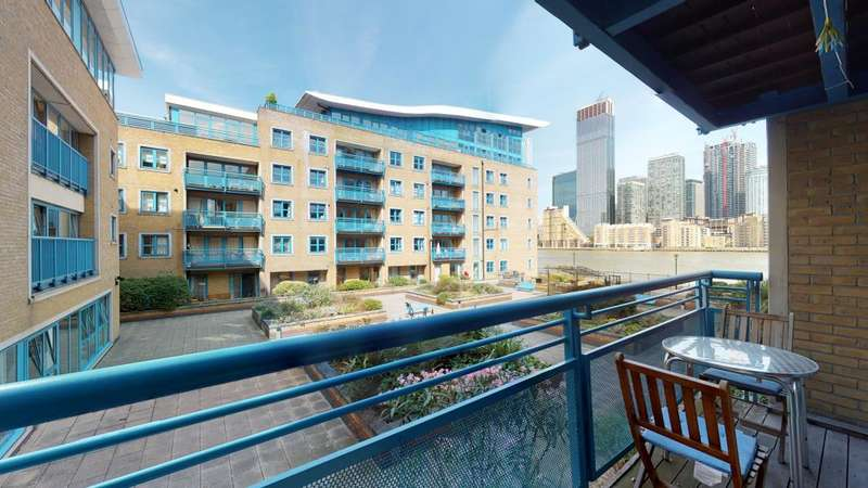 2 Bedrooms Apartment Flat for sale in Harwood Point, SE16