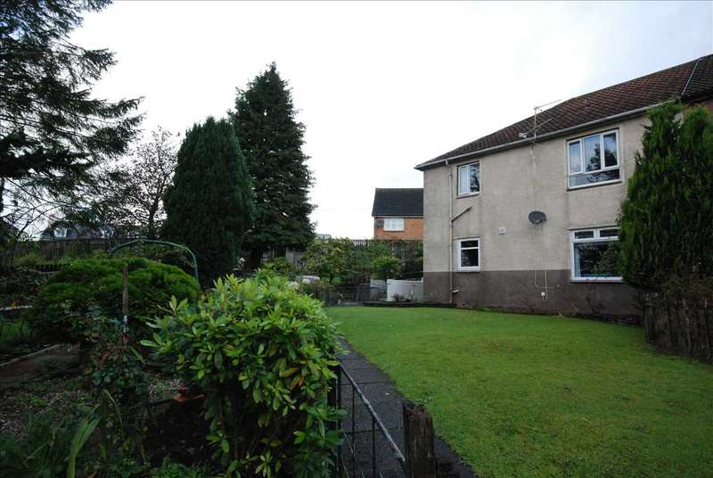 2 Bedrooms Apartment Flat for sale in Mchardy Crescent, Barrmill