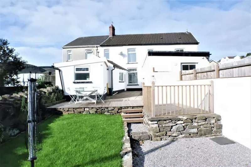 3 Bedrooms Terraced House for sale in Ty Isaf Road, Pentre