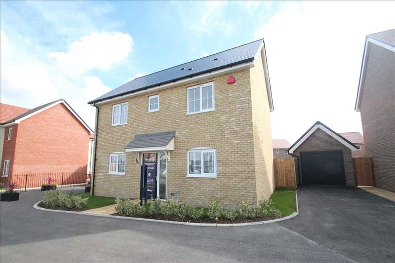 3 Bedrooms Detached House for sale in The Japonica, Landermere Road, Thorpe-Le-Soken, CO16