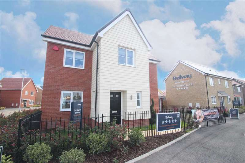 4 Bedrooms Detached House for sale in The Fitzgerald, Henderson Park, Landermere Road, Thorpe-le-Soken