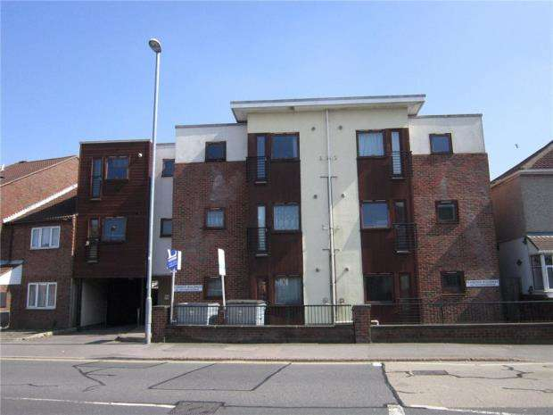 1 Bedroom Apartment Flat for sale in Florence Buildings, 302 Twyford Avenue, Portsmouth