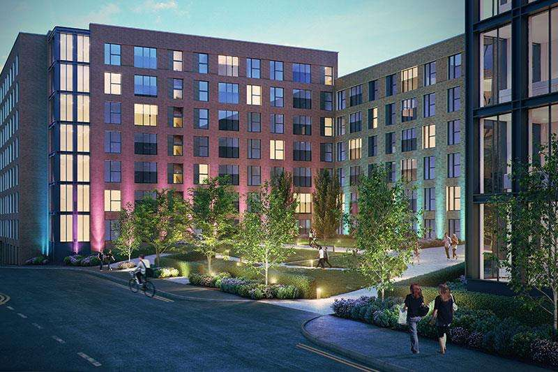 1 Bedroom Apartment Flat for sale in Local Crescent, Salford, Manchester, M5
