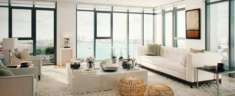 2 Bedrooms Apartment Flat for sale in King Henry's Dock, Europe Road, Woolwich, SE18