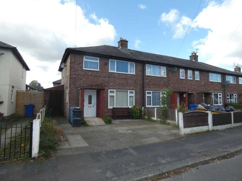 3 Bedrooms End Of Terrace House for sale in Marshall Avenue, Warrington