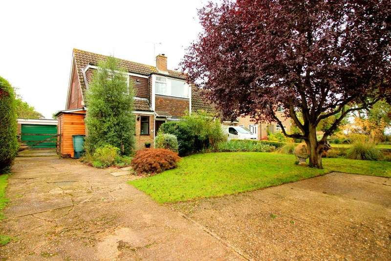 3 Bedrooms Detached House for sale in Church Road, Pulloxhill, Bedfordshire, MK45 5HD